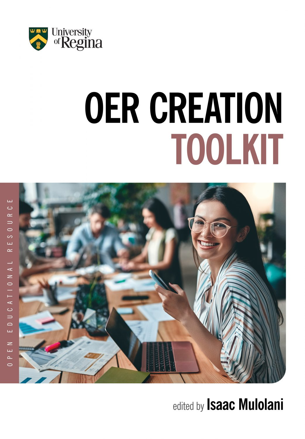 Cover image for OER Creation Toolkit