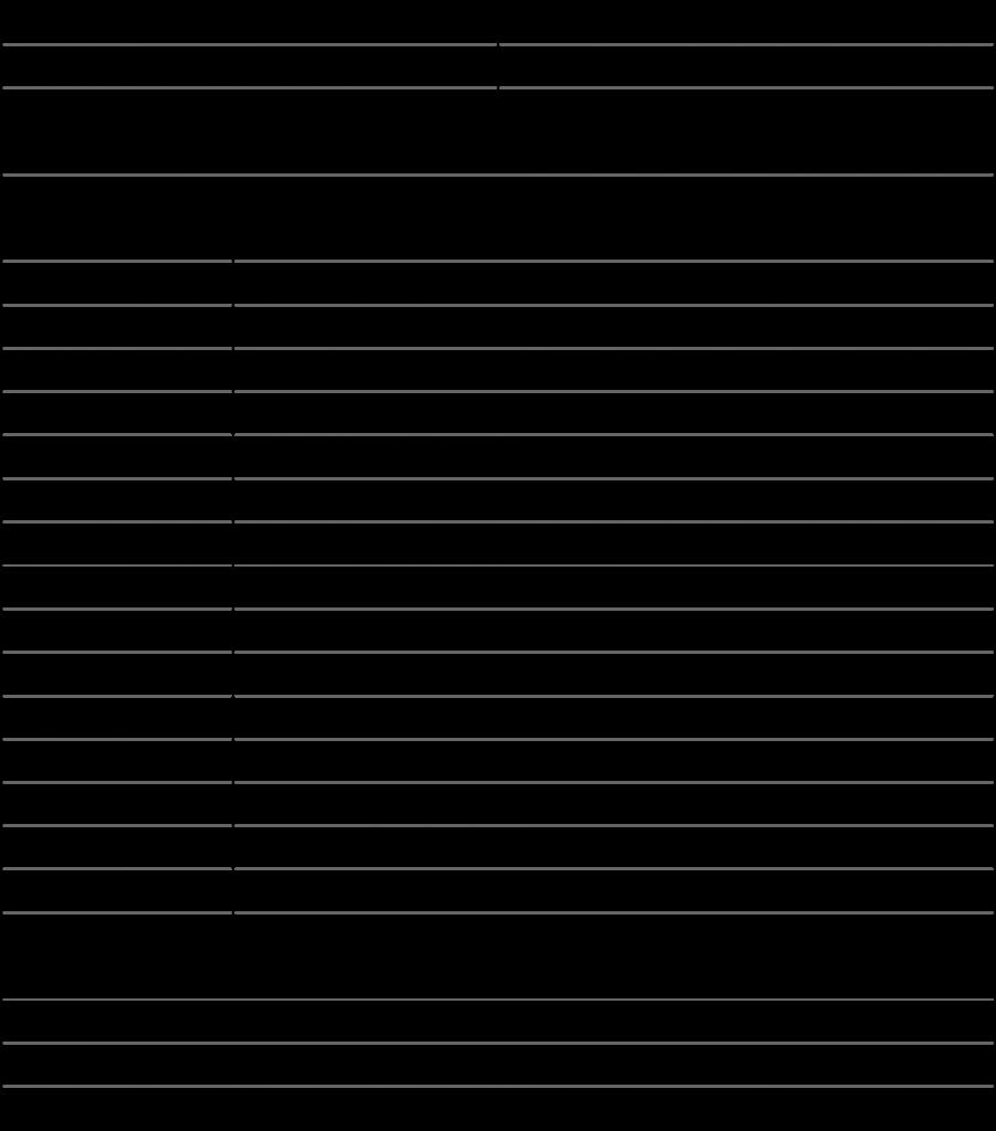 Word document spreadsheet
