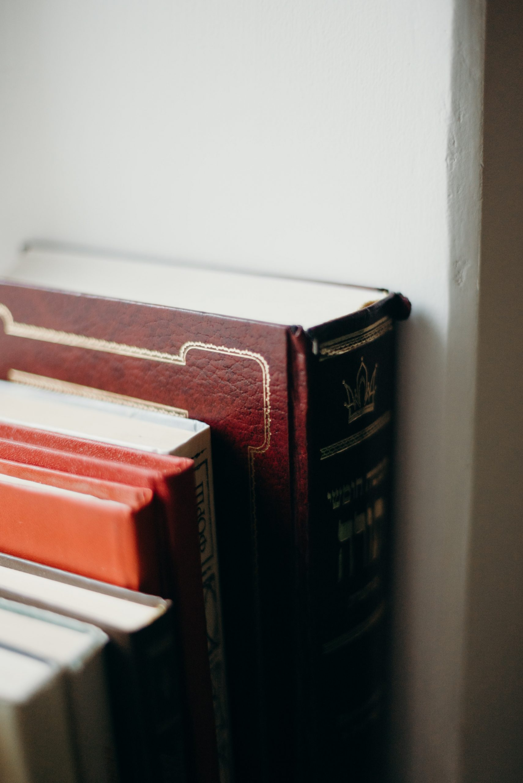 Books on sehlf