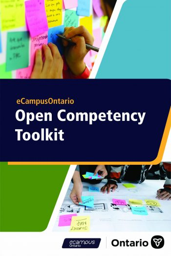 Cover image for eCampusOntario Open Competency Toolkit