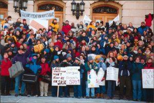 student advocacy, political, activism, nursing education