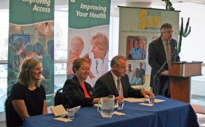 Saskatchewan government, SUN, Partnership, Agreement, signing