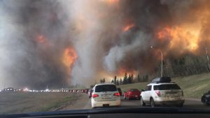 Fort McMurray, wildfire, disaster, Highway 63