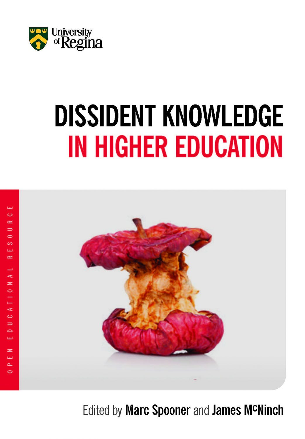 Cover image for Dissident Knowledge in Higher Education