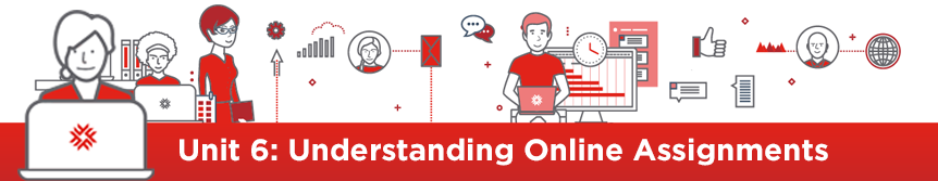 Unit Six: Understanding Online Assignments
