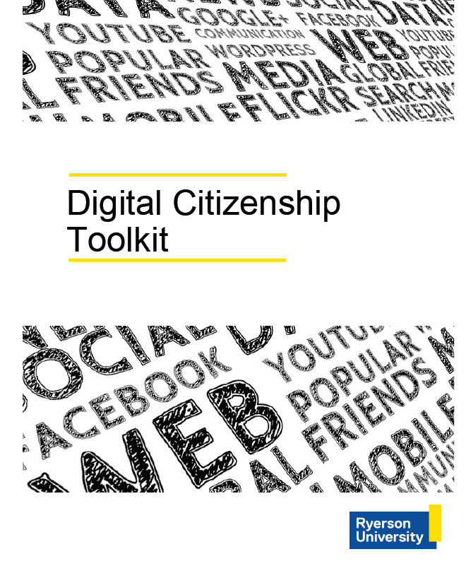 Cover image for Digital Citizenship Toolkit